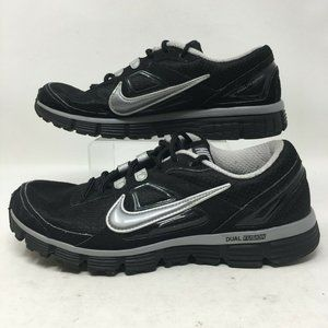 Nike Dual Fusion ST Mens Running Shoes Training Gy